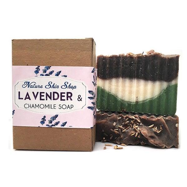 Lavender Chamomile Shea Soap