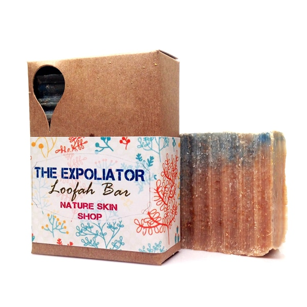 The Exfoliator Carribean Escape Loofah Bar