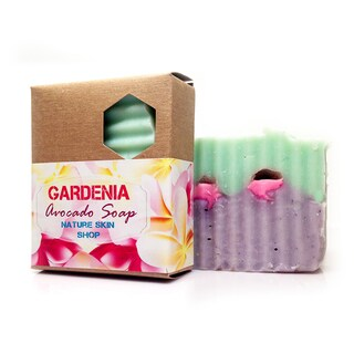 Gardenia Avocado Moisturizing Soap