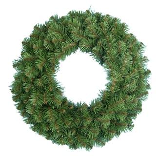 Kurt Adler 30-inch Virginia Pine Wreath