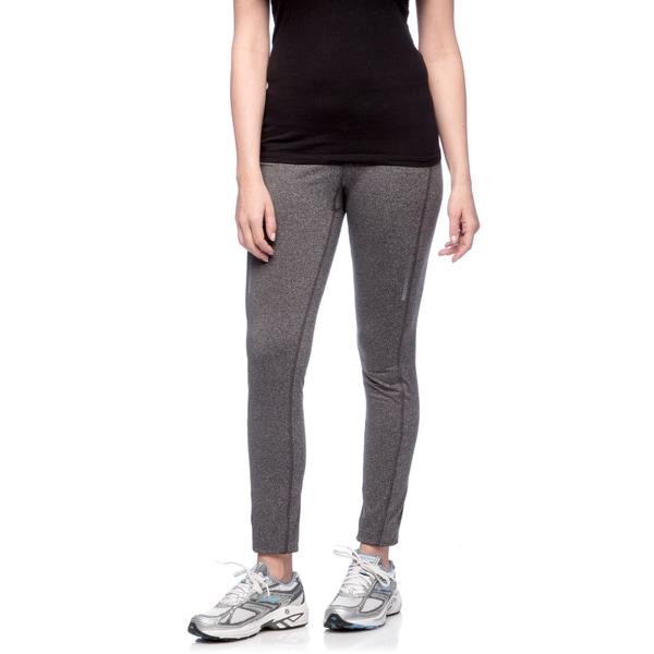 RBX Activewear Women's Brushed-back Full Length Leggings