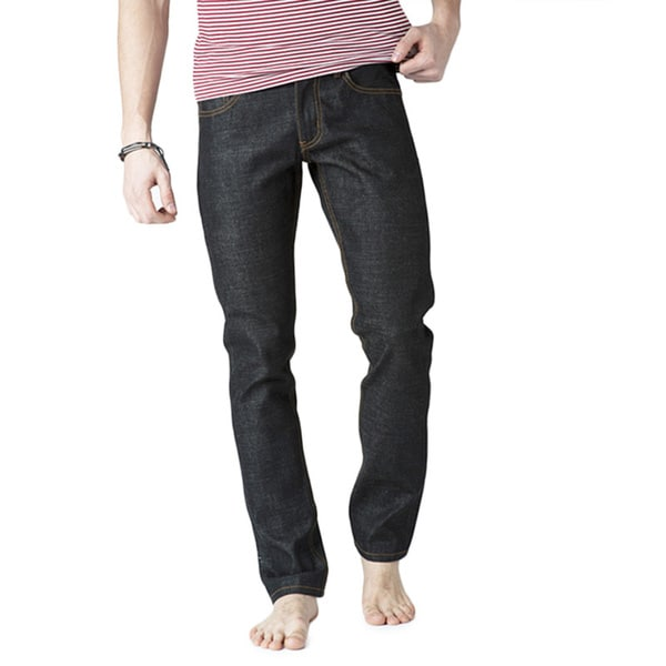 Simple Living High Thinking Jeans 'Edison' Natural Black Jeans