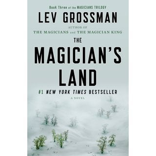 The Magician's Land (Paperback)