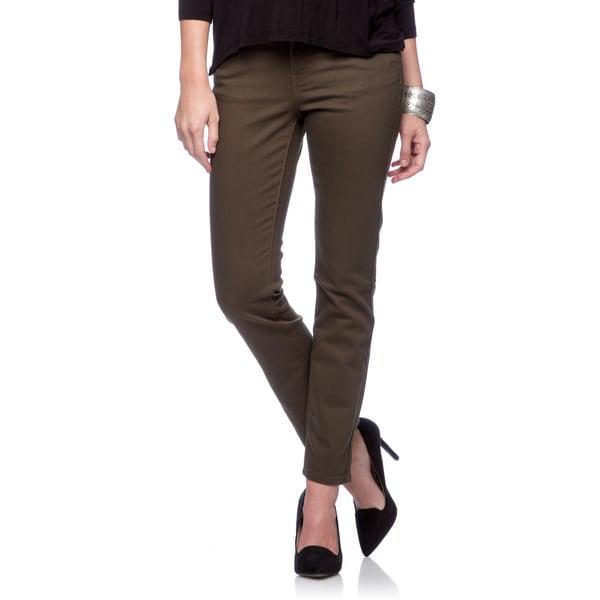 Levi's Petite Fern Mid-rise Skinny Jeans