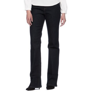 Levi's Women's 512 Petite Skinny Bootcut Indigo Rinse Jeans