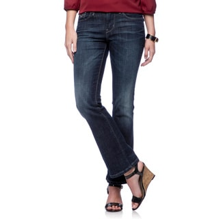 Levi's Women's 'Lights Out' Blue 515 Boot-cut Jeans