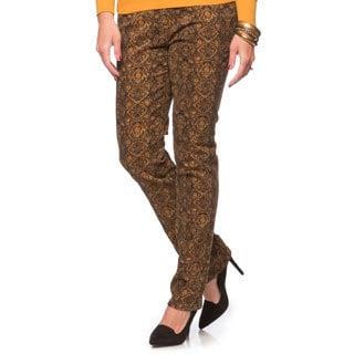 Levi's Women's 'Enameled Kingdom' Mid-rise Skinny Jeans