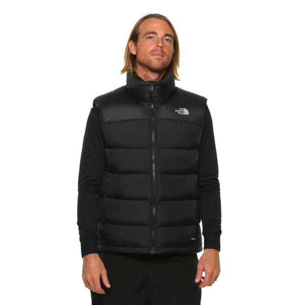 The North Face Men's 'Nuptse 2' TNF Black Vest