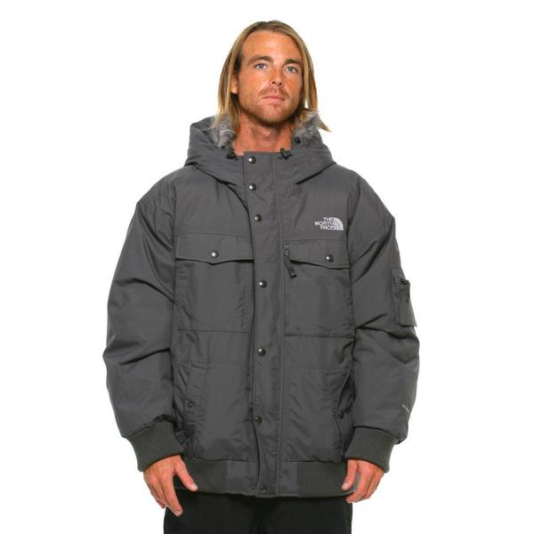 The North Face Men's Gotham Graphite Grey Jacket (2XL)