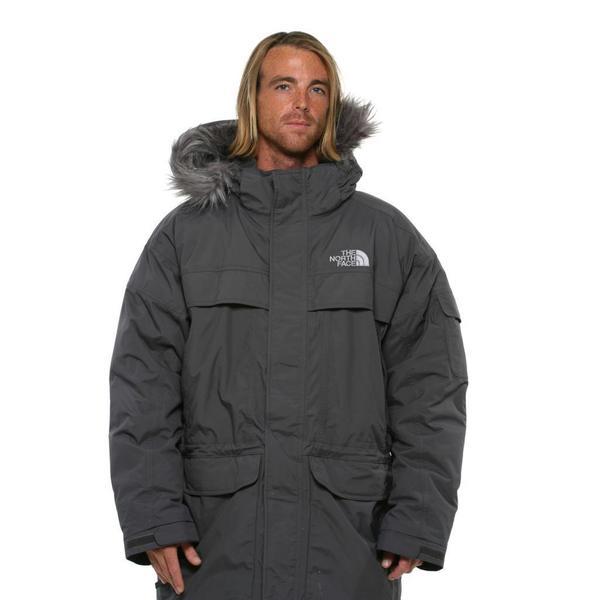 The North Face Men's McMurdo Graphite Grey Parka (2XL)