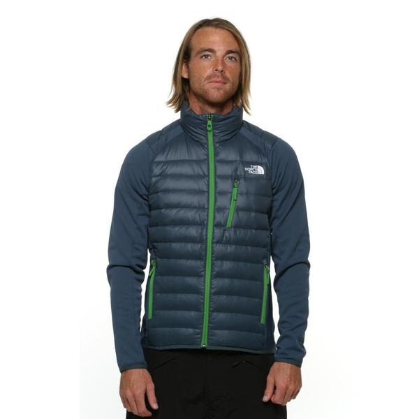 The North Face Men's Hyline Hybrid Down Jacket