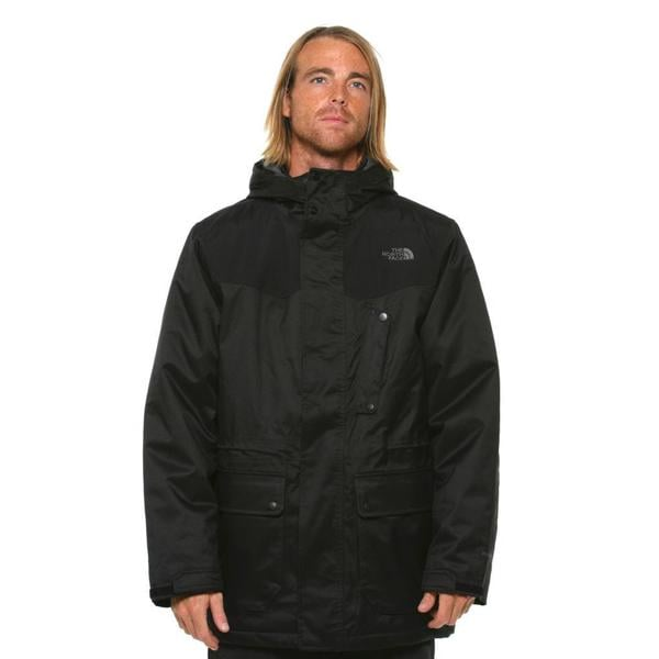 The North Face Men's Karnes Triclimate TNF Black Jacket