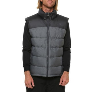 The North Face Men's 'Nuptse 2' Asphalt Grey Vest