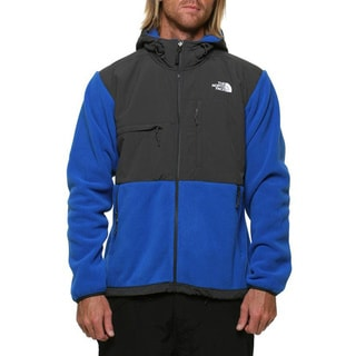 The North Face Men's Chromium Thermal Cosmic Blue and Asphalt Grey Jacket