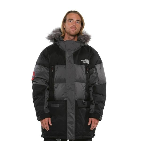 The North Face Men's Vostok Graphite Grey Parka (XL)