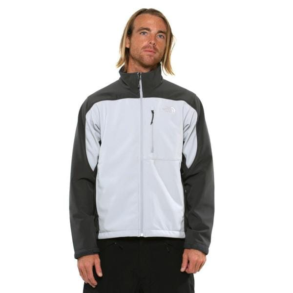 The North Face Men's Apex Bionic High Rise Grey/ Asphalt Grey Jacket