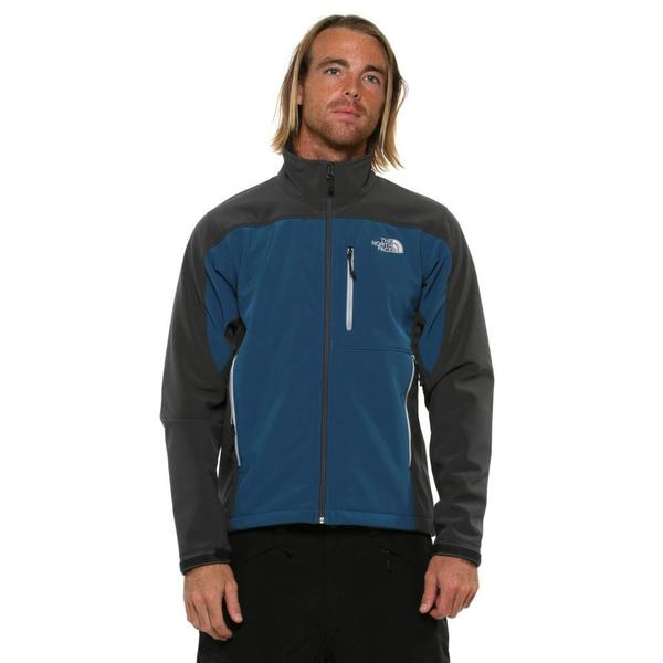 The North Face Men's Apex Bionic Prussian Blue/Asphalt Grey Jacket