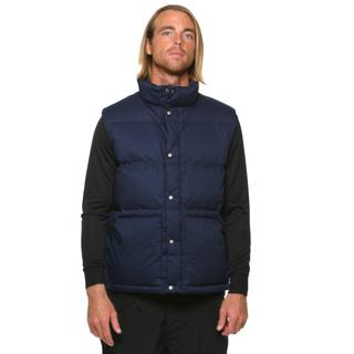 The North Face Men's Lindero Down Cosmic Blue Vest