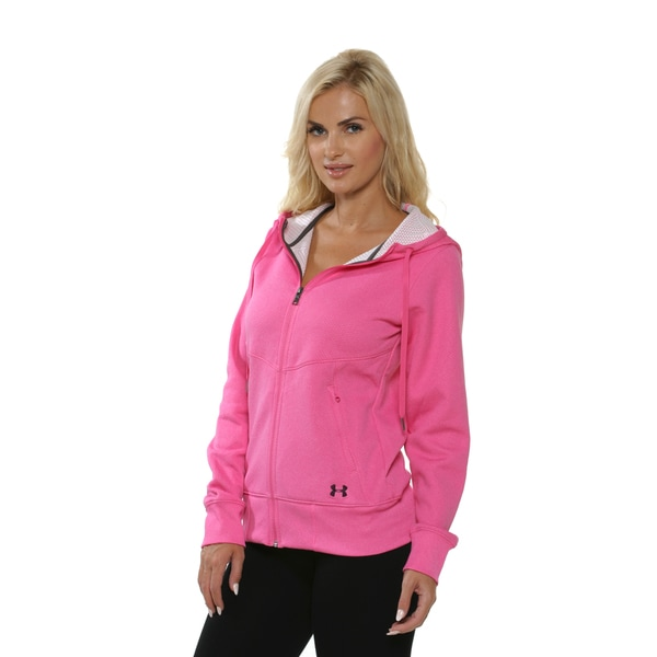 Under Armour Women's Coldgear Infrared Tech Fleece Hoodie