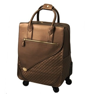 Hang Accessories Leatherette Trolley Bag
