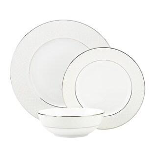 Lenox Venetian Lace 3-piece Dinnerware Place Setting