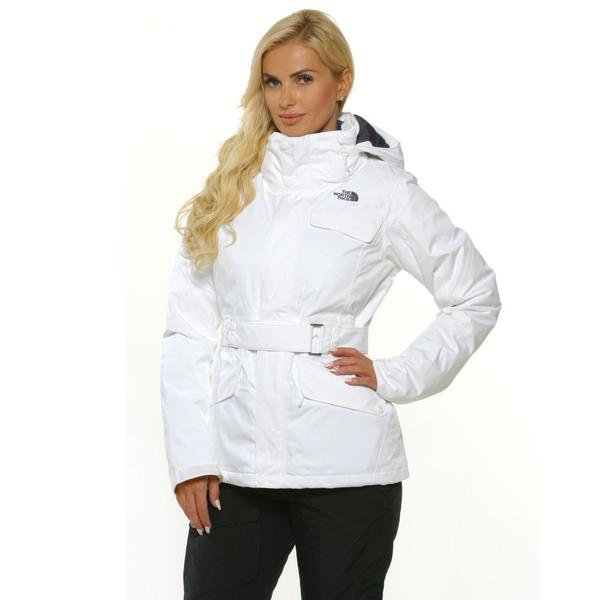 The North Face Women's Get Down TNF White Jacket