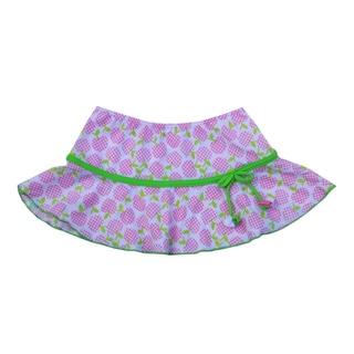 Azul Swimwear Girls 'Garden of Eden' Printed Swim Skirt