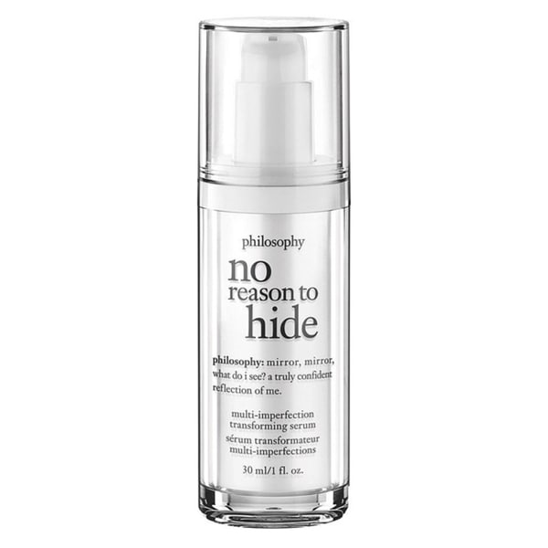Philosophy No Reason to Hide Multi-imperfection 1-ounce Transforming Serum