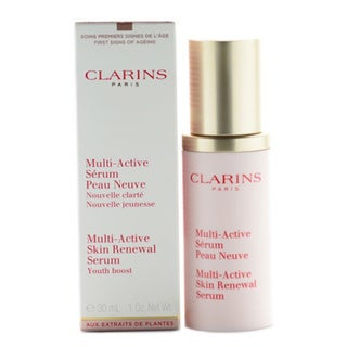 Clarins Multi Active Skin Renewal 1-ounce Youth Boost Serum