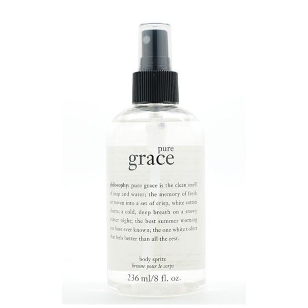 Philosophy Pure Grace 8-ounce Body Spritz
