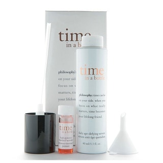 Philosophy Time In A Bottle Daily 1.3-ounce Age Defying Serum