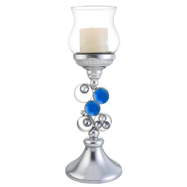 Just Dazzle Jeweled Candleholder