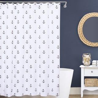 Lamont Home Anchors Matelasse Shower Curtain