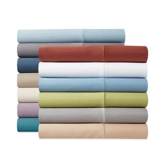 Luxury Sateen Cotton Blend 1000 Thread Count Deep Pocket 4-peice Sheet Set