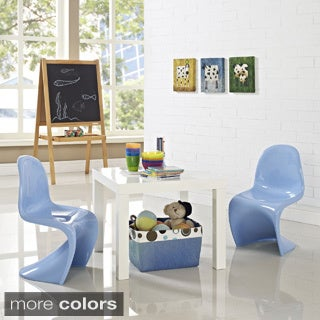 Modway Panton Style Kid-size Chairs (Set of 2 or 4)