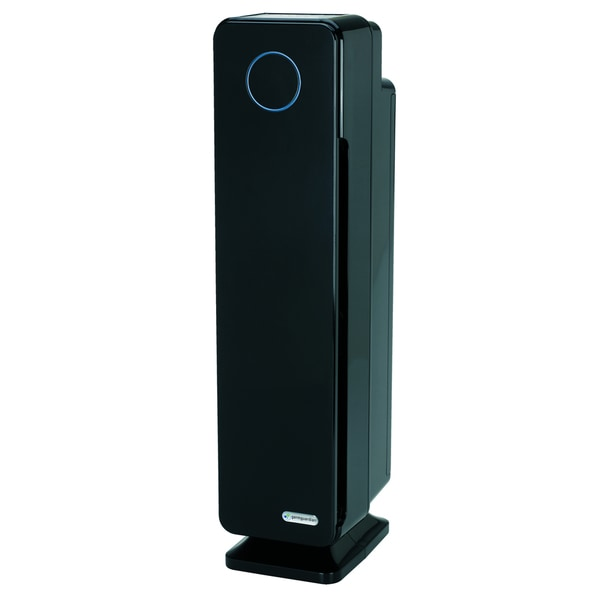 GermGuardian Elite 28-inch 4-in-1 Digital HEPA Tower with UV-C Air Purifier