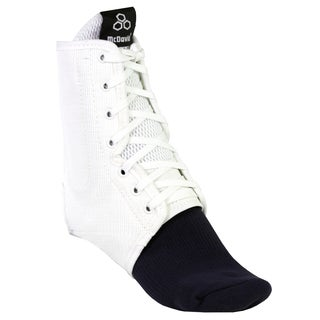 McDavid Classic Logo 199 CL Level 3 Lace-up Ankle Brace with Stays
