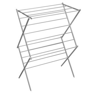 Deluxe Stainless Steel Foldable Drying Rack