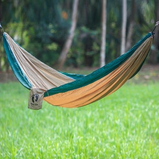 Hang Ten Parachute 'Jungle for HANG TEN' Hammock (Double) (Indonesia)