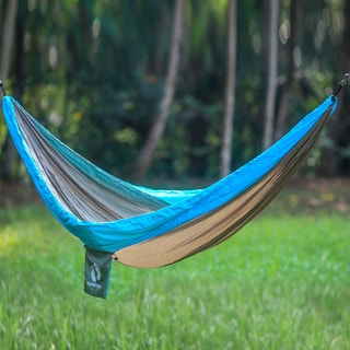 Hang Ten Parachute 'Forest for HANG TEN' Hammock (Double) (Indonesia)