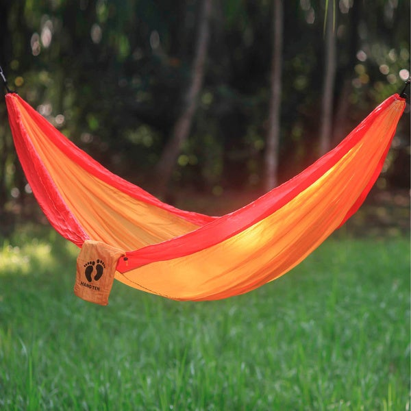 Hang Ten Parachute 'Sunny for HANG TEN' Hammock (Single) (Indonesia)