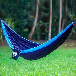 Hang Ten Parachute 'Ocean for HANG TEN' Hammock (Single) (Indonesia)
