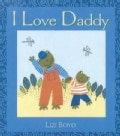 I Love Daddy (Hardcover)