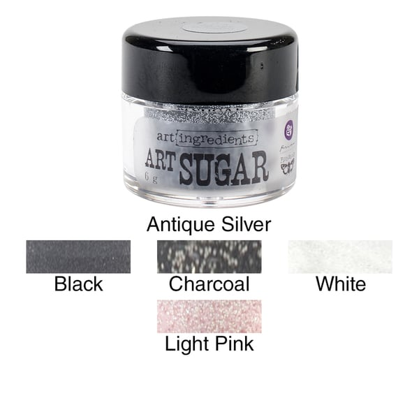 Art Ingredients Art Sugar Ultra Fine Glitter .21oz