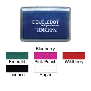 BoBunny Double Dot Pigment Ink Pad