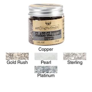 Art Ingredients Glass Glitter 2oz