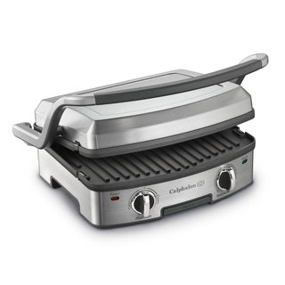 Calphalon 5-in-1 Stainless Steel Removable Plate Grill