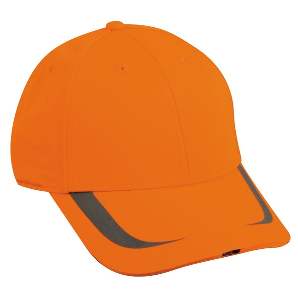 Outdoor Cap Company Hi-Beam Reflective Safety Hat