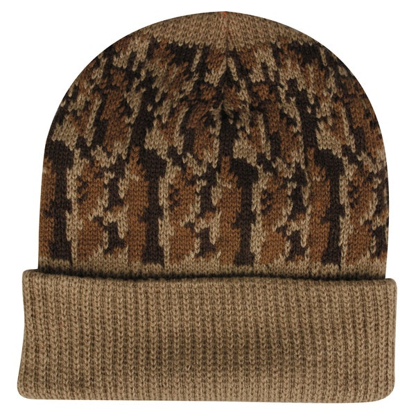 Outdoor Cap Company Reversible Knit Hunting Beanie