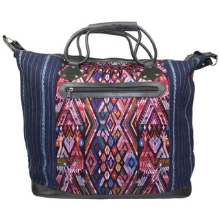 Global Handmade Hope Weekender Bag (Guatemala)